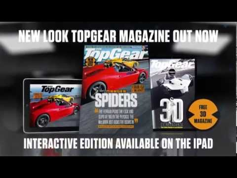 Topgear Magazine gets an overhaul! New-look magazine out now! | Top Gear