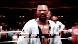 Fight Night Round 4 - XBox 360 (português)