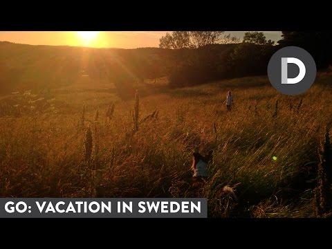 SWEDISH SUMMER VACATION VLOG!
