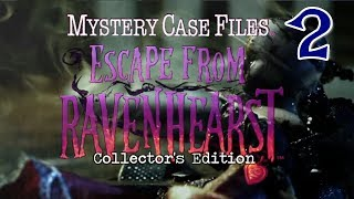 Mystery Case Files 8: Escape from Ravenhearst CE [02] w/YourGibs - MORPHING OBJECTS FOR DAYS