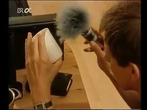 Die Sendung mit der Maus - Polizei (Fingerabdruck) Sachgeschichten 1994