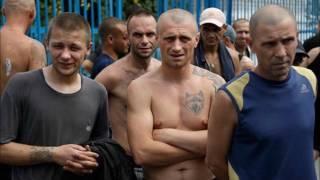 Что мутят озабоченные зеки на тюрьме