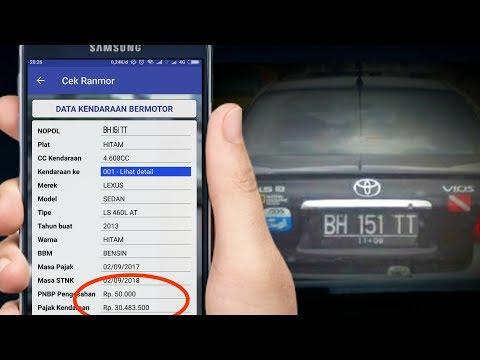 3 Cara Melacak Nomor Polisi Kendaraan Bermotor Tanpa Harus Ke Kantor Samsat Caratekno