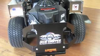 Dixie Chopper Magnum 2460 Zero Turn Mower Handhelds Trailer