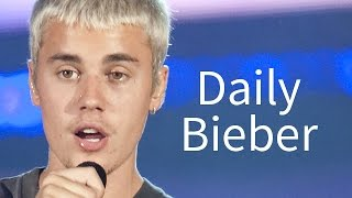 Justin Bieber Sings In Spanish For 'Despacito' Remix