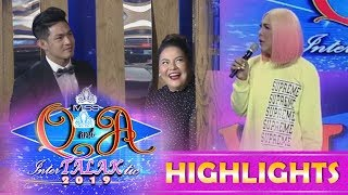 It's Showtime Miss Q and A: Vice catches and Kuya Escort Ion and Momshie Karla together