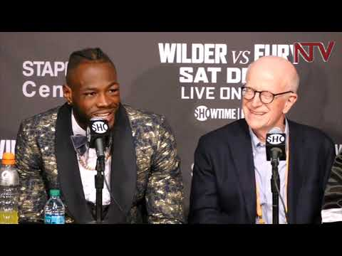 HEAVYWEIGHT BOXING: Wilder retains WBC title after draw against fury