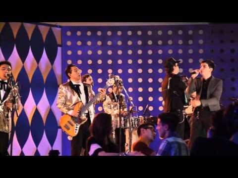 Los Angeles Azules Con Orquesta Sinfónica 2014