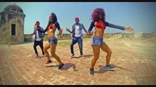 Baile El Clavo  Mr Black  Lunaticos De Colombia
