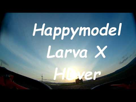 Happymodel Larva X HD