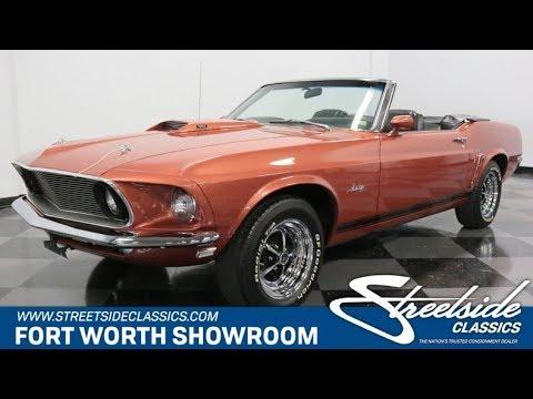 Video of '69 Mustang - QA9D