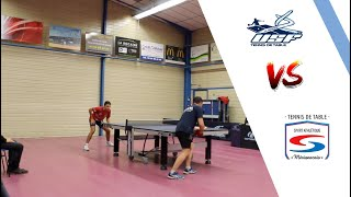 FERRIERE 1 vs MERIGNAC 1 | NATIONALE 3 | TENNIS DE TABLE | HIGHLIGHTS