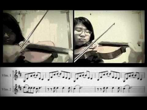 Californication - 2Cellos Violin Cover
