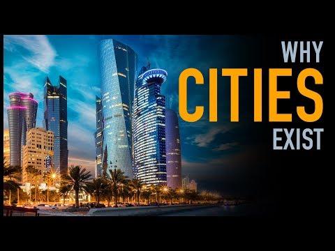 Proč existují města?