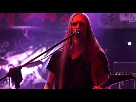 """ГРАЙ - Пир мертвецов (""""...Pir Threontai"""" Rotting Christ cover, HQ live in Moscow)"""