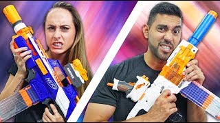 NERF Build Your Weapon Challenge! [Ep. 5]