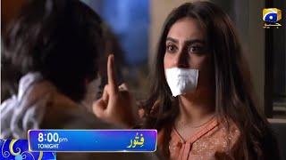 Fitoor   Hiba Bukhari  Episode 31    Har Pal Geo Dramas   Teaser   Promo   Review