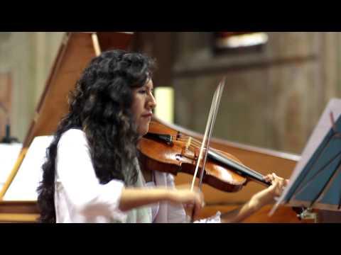 F. Rognoni - Vestiva i colli per violino - Lux Terrae Consort Barocco