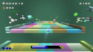 Sonic World (PC): All Special Stages - S-Rank (Sonic)