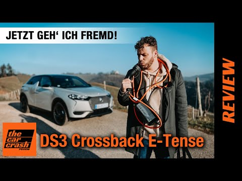 2021 DS3 Crossback E-Tense (50 kWh) 🔋🔌👨‍🎨 Jetzt geh' ich fremd! 🤯🔨 Fahrbericht | Review | Test
