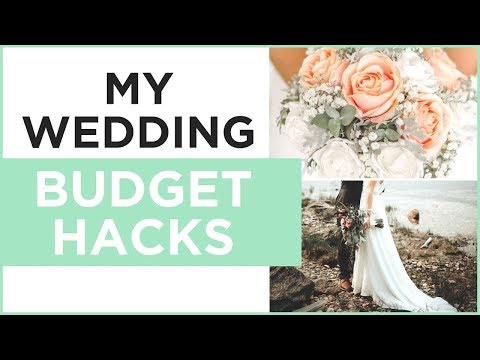 6 Wedding Budget Hacks I Used to Save Thousands   The 3-Minute Guide