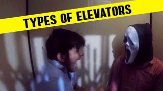 Types of ELEVATORS - Funcho Entertainment