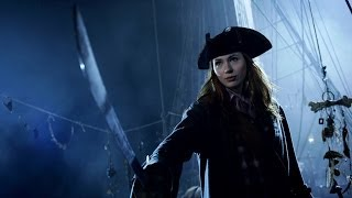 Amy Pond The Pirate | The Curse Of The Black Spot | Doctor Who