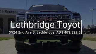 7TA3406B - 2016 GMC Sierra 1500   Lethbridge Toyota