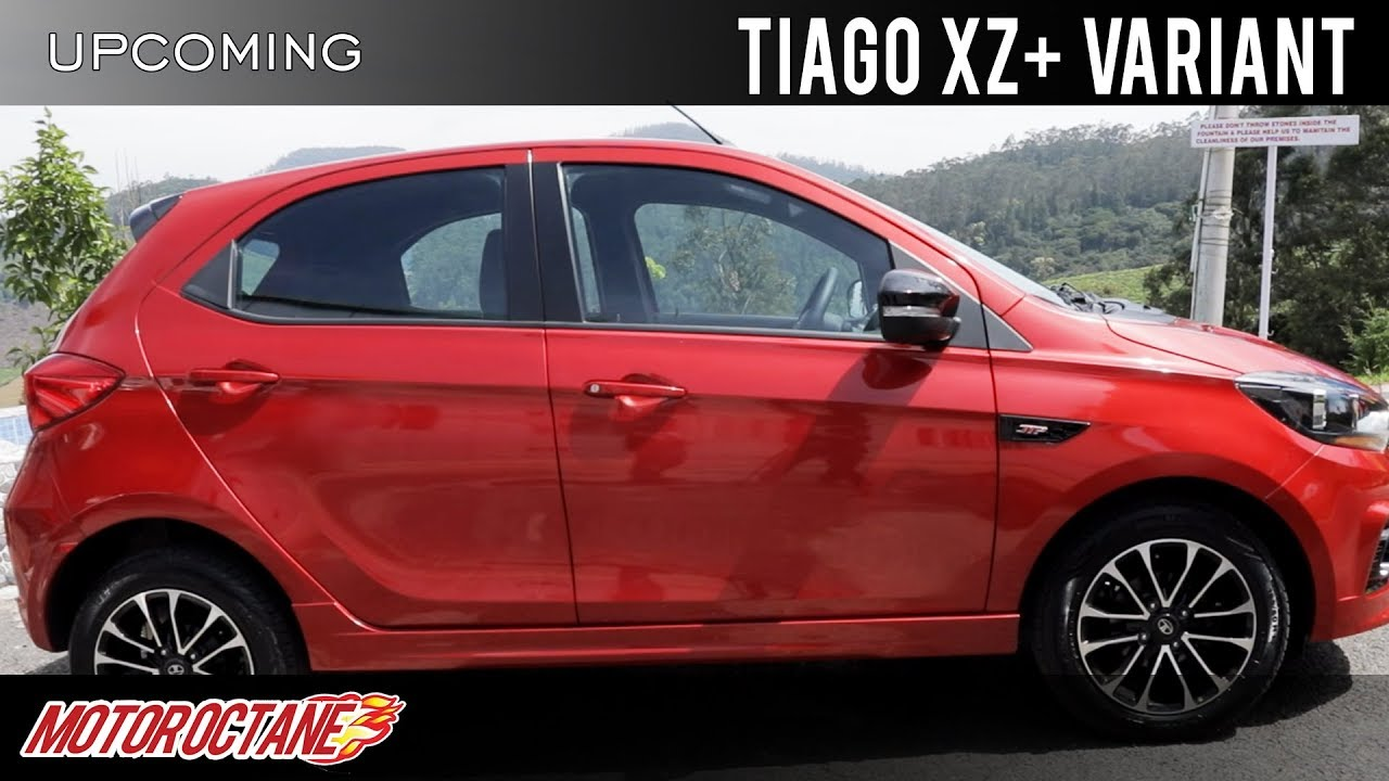 Motoroctane Youtube Video - New Tata Tiago XZ+ Variant COMING! | Hindi | MotorOctane