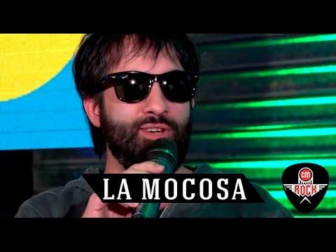 La Mocosa video Entrevista CM Rock - Octubre 2016