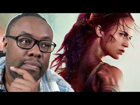 TOMB RAIDER – The FUTURE of VIDEO GAME MOVIES?? (Trailer Talk)