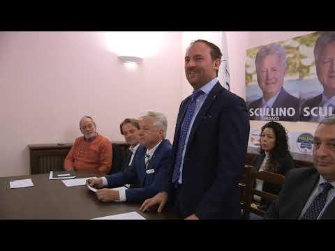 A VENTIMIGLIA IL CENTRODESTRA SI COMPATTA ATTORNO A SCULLINO : ON. FLAVIO DI MURO