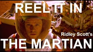 THE MARTIAN Movie Review  REEL IT IN