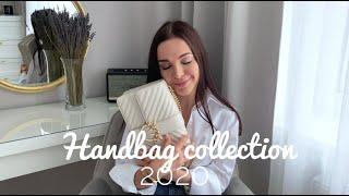 Моя коллекция сумок 2020! Сумки из среднего ценового сегмента. Staud, Furla, Pinko! Мидл-маркет