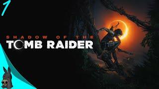 Shadow of the Tomb Raider #1: Lara in Mexiko | Let's Play (German, Full HD)