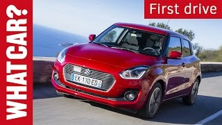 Suzuki Swift 2017 review | What Car? Short