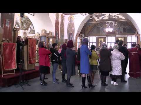 Храм алексия митрополита в середниково