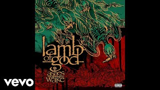 Lamb of God – Laid to Rest (Pre-Production Demo – Official Audio) Thumbnail