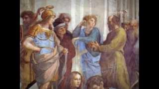 Афинская Школа. Сократ