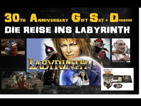 | UNBOXING | DIE REISE INS LABYRINTH | 30TH ANNIVERSARY EDITION |