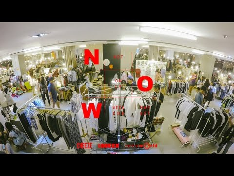 """NOW"" ‎Not Only Weekend Market @CTW"