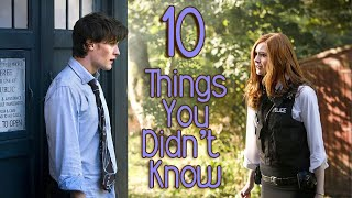 10 Things You Didnt Know About The Eleventh Hour | Doctor Who