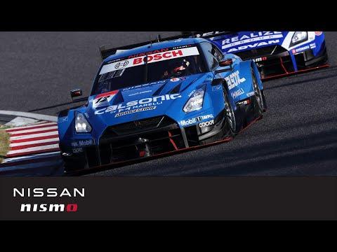 日産GT-R勢の予選の見所をまとめたハイライト動画 スーパーGT 第6戦鈴鹿サーキット