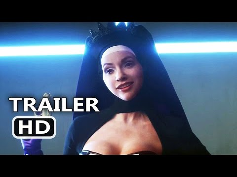 OFFICER DOWNE Official Trailer (2016) Sci-Fi Movie HD