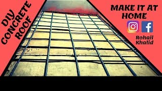 How To Make Solid Concrete Roof