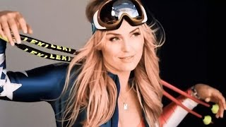 Behind the Scenes at Lindsey Vonn's SELF Photo Shoot! | Feb 2014