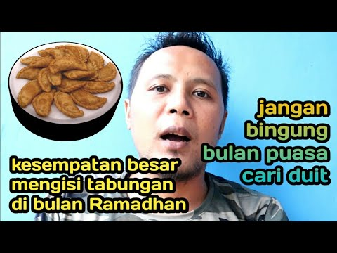 IDE BISNIS untuk bulan Ramadhan