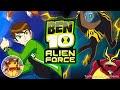 Ben 10 Alien Force The Rise Of Hex Full Game Walkthroug