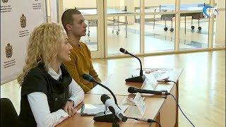 Новый сезон проекта «Будь в спорте» стартовал в Великом Новгороде