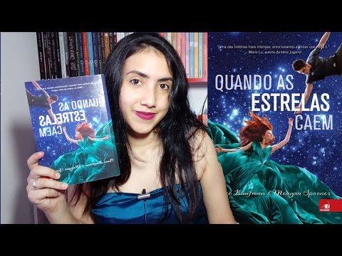 ??Quando as Estrelas Caem | RESENHA | Leticia Ferfer | Livro Livro Meu
